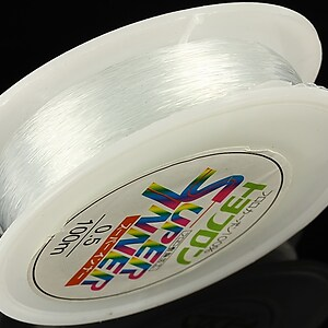 Guta elastica transparenta, grosime 0,5mm, rola 100m