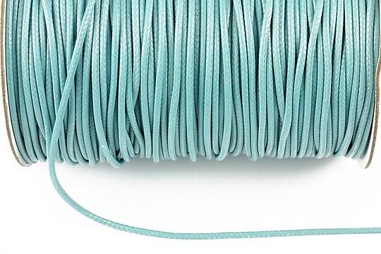 Snur cerat grosime 1,5mm, bleu (1m)