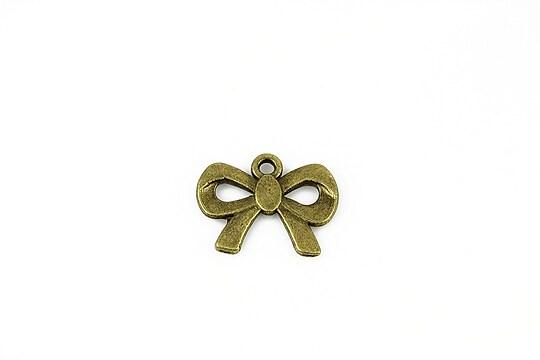 Charm bronz funda 15x19mm