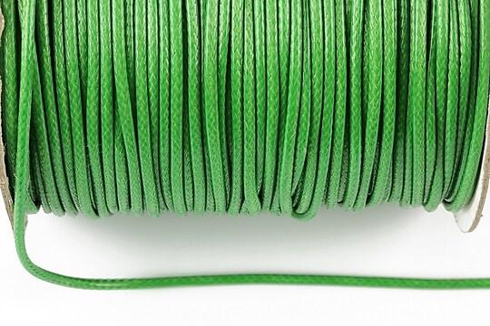 Snur cerat grosime 2mm, verde (1m)