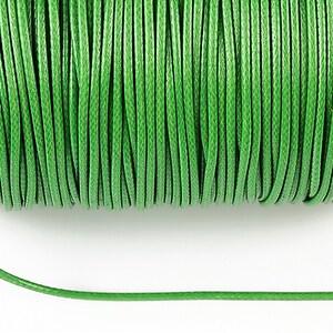 Snur cerat grosime 1,5mm, verde (1m)