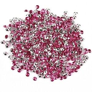 Cabochon rhinestone 2mm (20 buc.) - roz