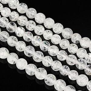 Cristal de gheata sfere 6mm