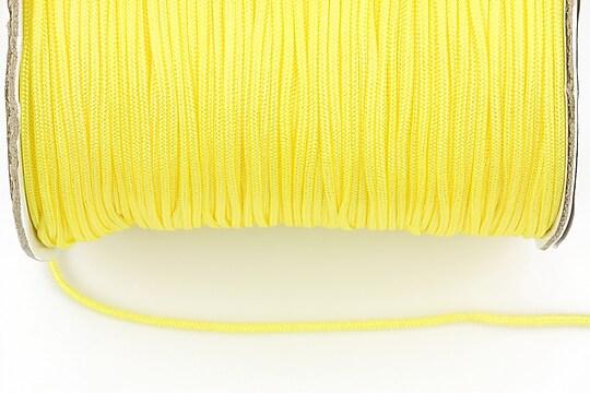 Snur nylon grosime 1,4mm (1m) - galben