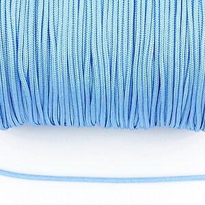 Snur nylon Taiwan grosime 1,4mm (1m) - albastru