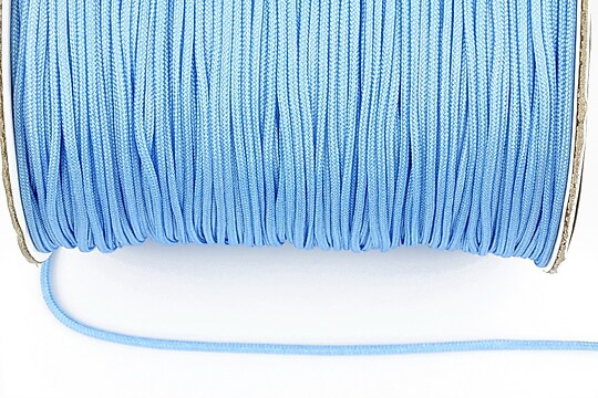 Snur nylon grosime 1,4mm (1m) - albastru