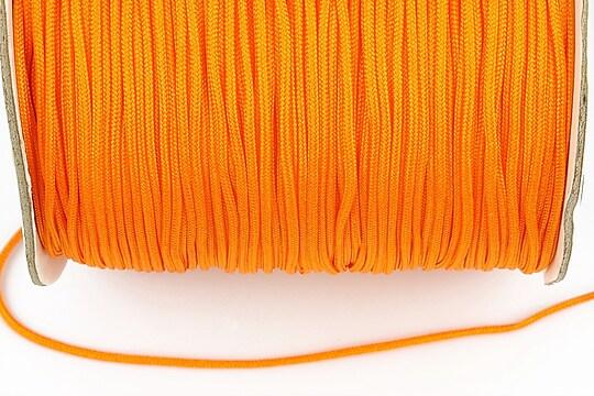 Snur nylon Taiwan grosime 1,4mm (1m) - portocaliu