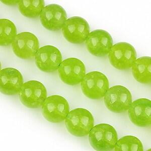 Jad verde mar sfere 8mm