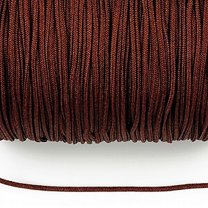 Snur nylon Taiwan grosime 1,4mm (1m) - maro inchis