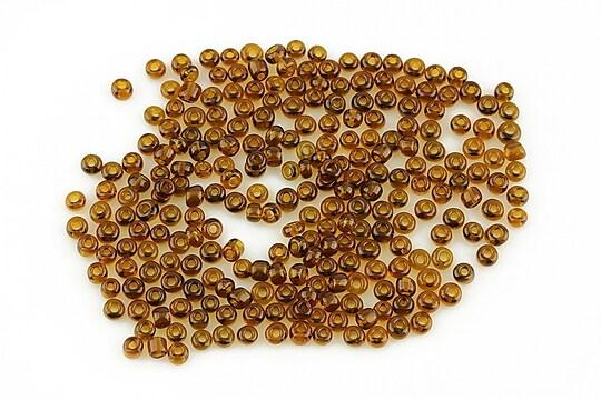 Margele de nisip 2mm (50g) - cod 189 - maro