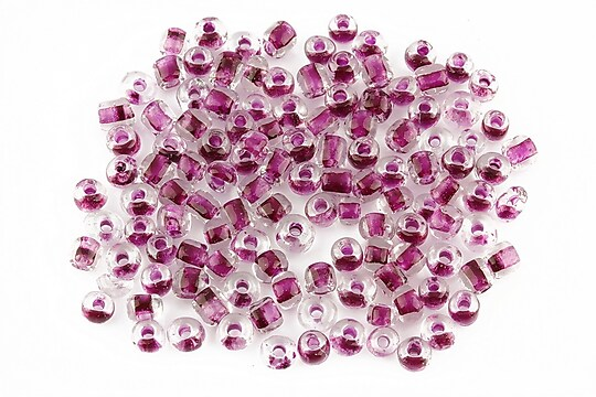 Margele de nisip 4mm (50g) - cod 213 - violet
