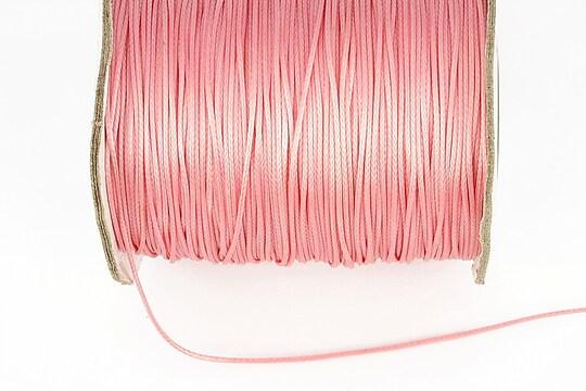 Snur cerat grosime 0,8mm, roz (1m)
