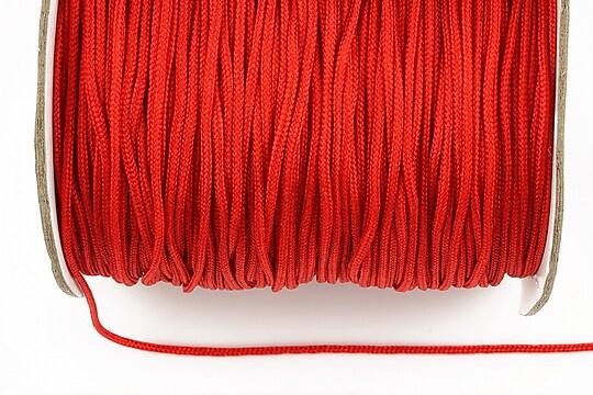 Snur nylon grosime 1,5mm (1m) - rosu