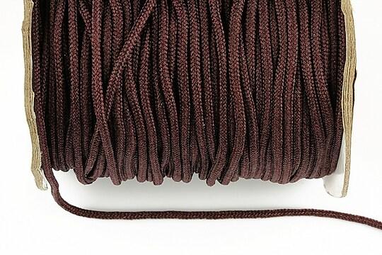 Snur nylon grosime 2mm (1m) - maro
