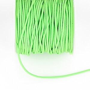 Elastic grosime 1,5mm, rola de aproximativ 13m - verde