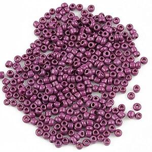 Margele de nisip 2mm (50g) - cod 222 - violet
