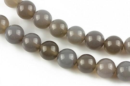 Agate gri sfere 10mm