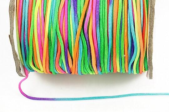Snur nylon grosime 1,5mm (1m) - multicolor