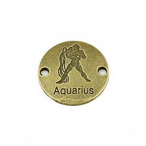 Link bronz zodiac 23mm - varsator
