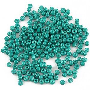 Margele de nisip opace 2mm (50g) - cod 138 - turcoaz