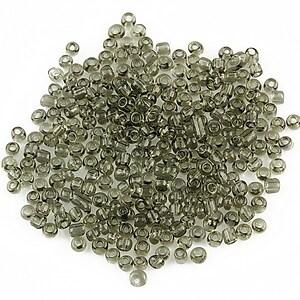 Margele de nisip 2mm (50g) - cod 007 - gri