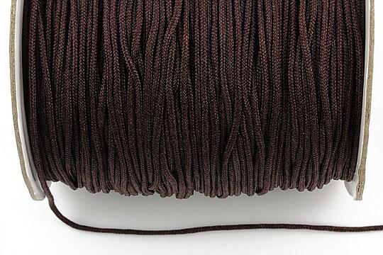 Snur nylon grosime 1,5mm (1m) - maro