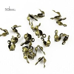 Capat de nod bronz (50buc.)