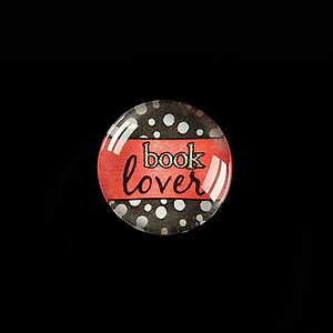 "Cabochon sticla 18mm ""Moulin Rouge"" cod 434"