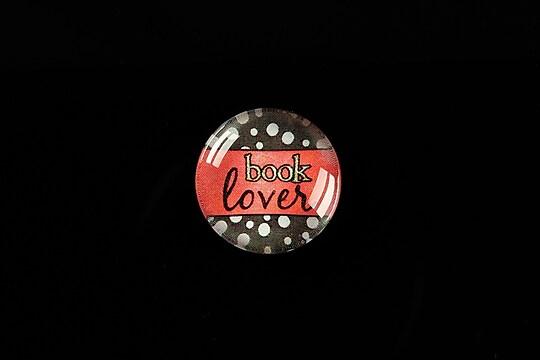 "Cabochon sticla 18mm ""Moulin Rouge"" cod 434"