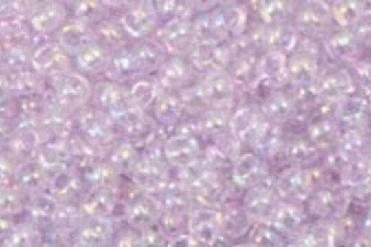 Margele Toho rotunde 11/0 - Dyed-Rainbow Lavender Mist