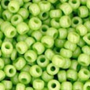 Margele Toho rotunde 11/0 - Opaque Sour Apple