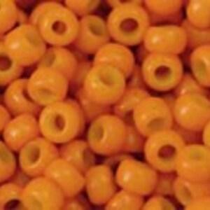 Margele Toho rotunde 8/0 - Opaque Curry