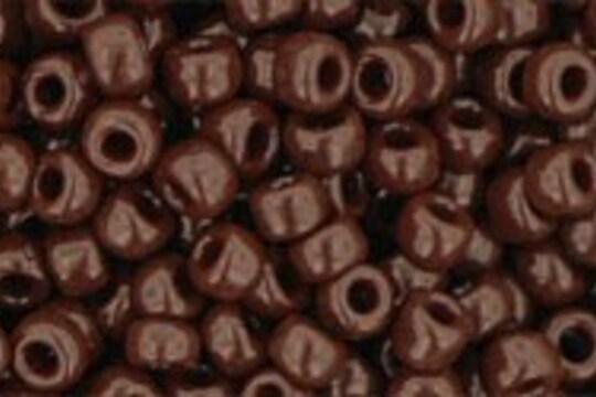 Margele Toho rotunde 8/0 - Opaque Oxblood