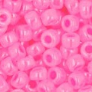Margele Toho rotunde 8/0 - Ceylon Hot Pink