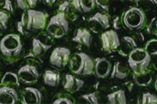 Margele Toho rotunde 6/0 - Transparent Olivine