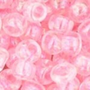 Margele Toho rotunde 6/0 - Trans-Rainbow Ballerina Pink