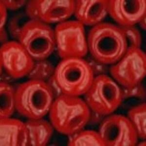 Margele Toho rotunde 6/0 - Opaque Cherry
