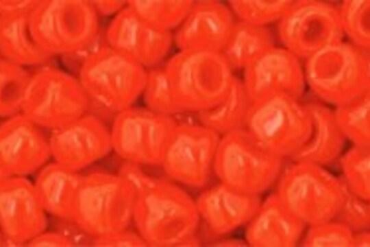 Margele Toho rotunde 6/0 - Opaque Sunset Orange