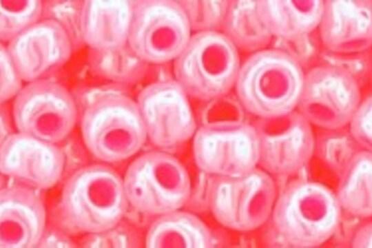Margele Toho rotunde 6/0 - Ceylon Hot Pink
