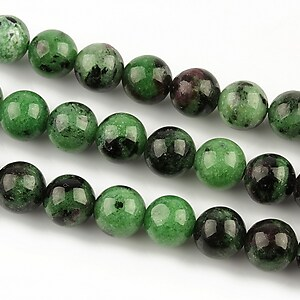 Ruby zoisite sfere 8mm