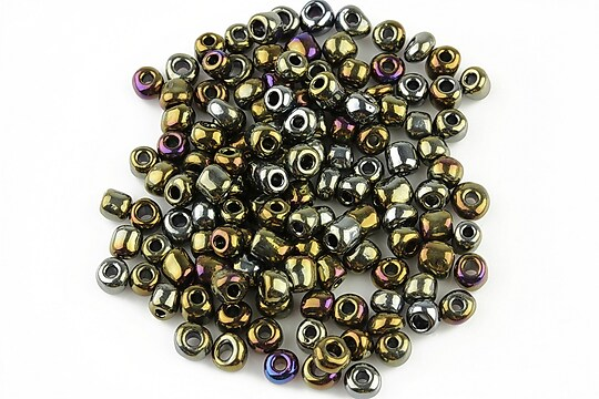 Margele de nisip 4mm (50g) - cod 291 - multicolor