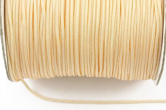 Snur nylon Taiwan grosime 1,5mm (1m) - roz piersica