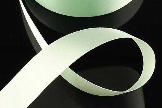 Panglica saten latime 2,5cm (1m) - verde deschis