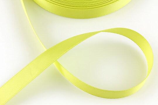 Panglica saten latime 1,4cm (1m) - verde lime