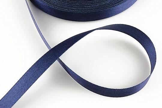 Panglica saten latime 1,4cm (1m) - bleumarin