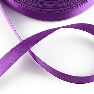 Panglica saten latime 1,4cm (1m) - violet