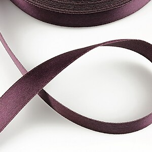 Panglica saten latime 1,4cm (1m) - purple