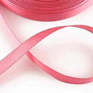 Panglica saten latime 1,4cm (1m) - pink