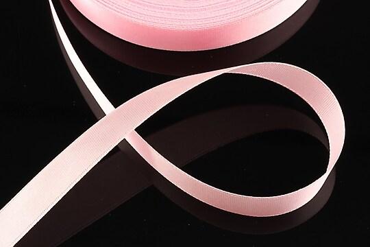 Panglica saten latime 1,4cm (1m) - roz deschis