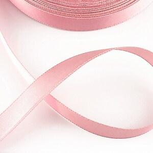 Panglica saten latime 1,4cm (1m) - roz balais